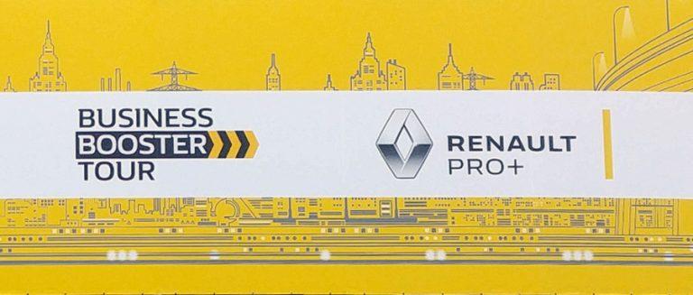 Le ambulanze Orion protagoniste del Booster Tour Renault