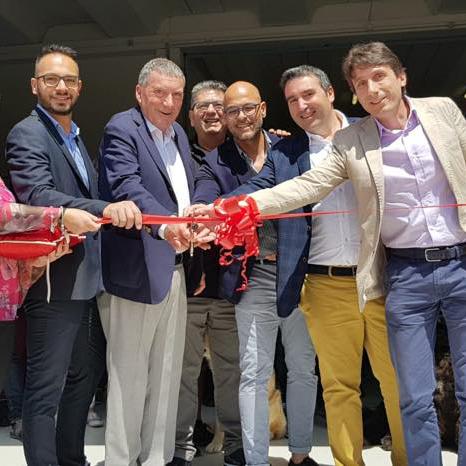 Inaugurazione nuovo stabilimento a Cagliari