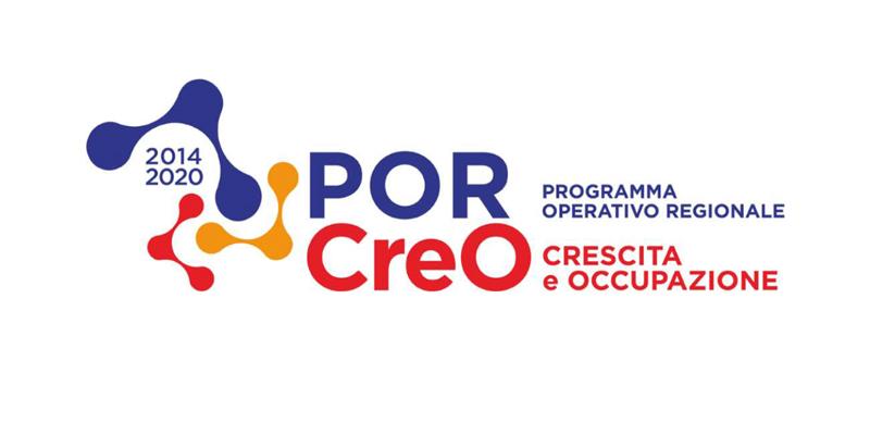 I progetti di sviluppo ORION PoRCreO 2014-2020