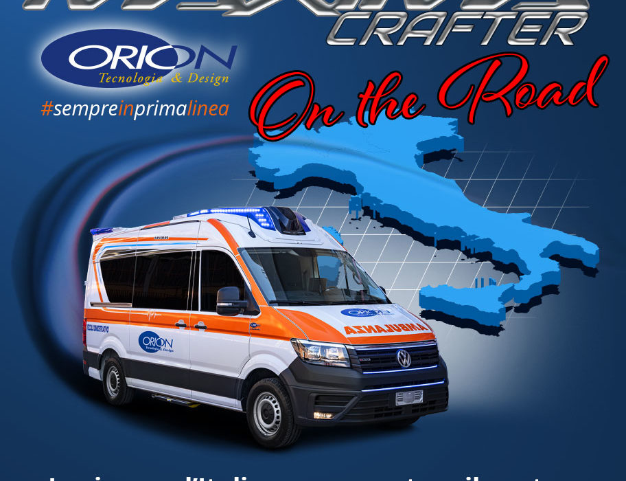 Crafter Maxima On the Road